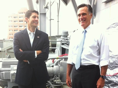 Romney Raises $1.5 Million Off Ryan Pick in Five Hours