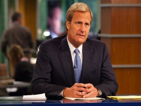 HBO's The Newsroom Mocks Breitbart, Big Government, and The Anthony Weiner Story