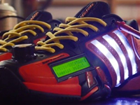Adidas Creates Shoe With Twitter Built In For Athletes To Tweet