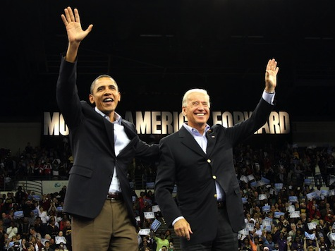 Obama Campaign: 'No Problem' With Biden's Comments