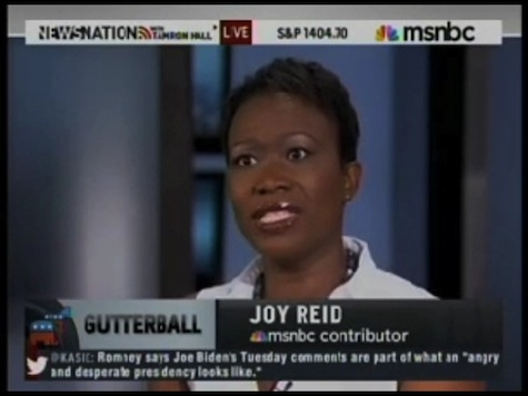 MSNBC Contributor: Media's Framing Of Biden's Comments 'Offensive'