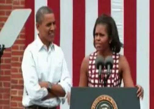 Awkward Moment: Michelle Says Daughters Can Have Fun, Let Loose Only When Barack Not There