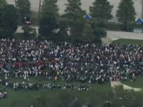 Obama Amnesty: Thousands of Illegals Line Up in Chicago