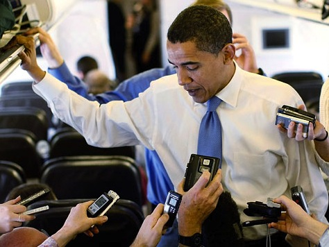 Time Mag's Halperin: Media Does Whatever Obama Wants