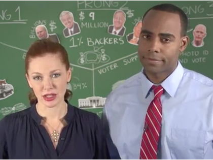 Desperate MoveOn Ad: Romney's Racist Strategy