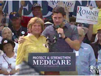 Ryan In FLorida: My Mom's Medicare Is Why I'm Here