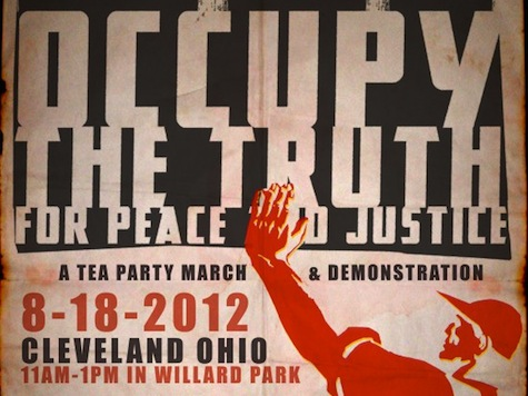Rally Draws Focus On Occupy's Terrorist Activity