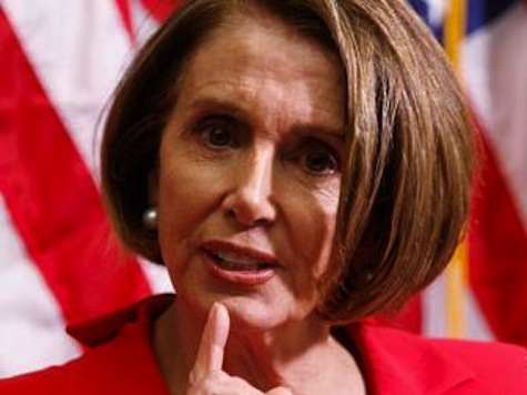 "Pelosi Refuses To Talk About Platform Controversy, ""It's Over""…"