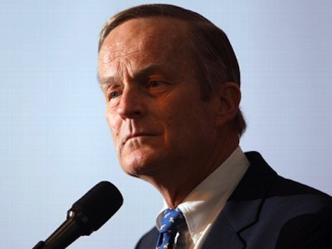 Akin: I'm Not A Quitter