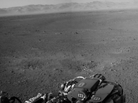 'Curiosity' Rover To Take First Drive On Mars This Week