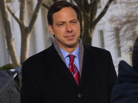 Jake Tapper: Media 'Tipped The Scales' For Obama In '08