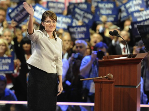 RNC Chair:  Palin Offered Speaking Slot At Convention