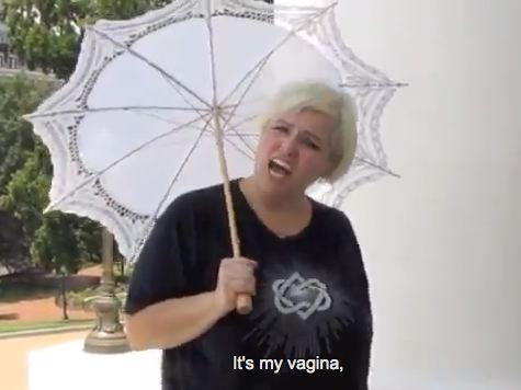 Women's Group: 'It's my Vagina, So Hands Off, Crazy!'