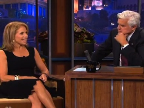 Katie Couric: 'We Have Not Heard Back From Palin's People' About Coming On My New Show