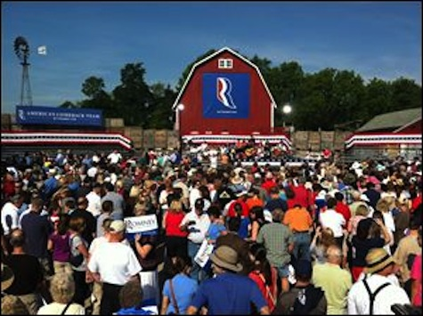 Romney To Hometown Crowd: 'No One Has Asked To See My Birth Certificate'