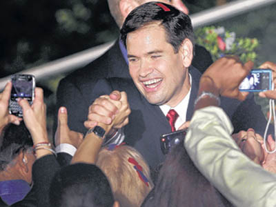 Rubio: 'Most Journalists I Deal With Are Fair'