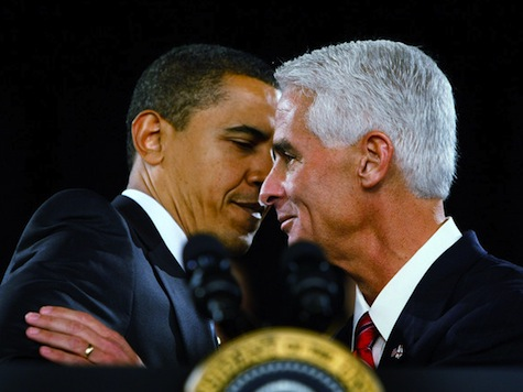 Former GOP FL Gov Endorses Obama For President