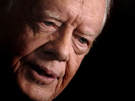 Jimmy Carter: I'd Be 'Comfortable' With Romney In The White House