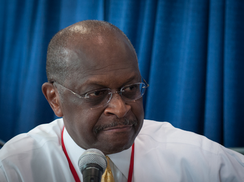 Outraged Herman Cain Cancels MSNBC Interview After 'Race Card' Charge