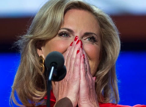 Juan Williams: Ann Romney 'Looked Like A Corporate Wife'