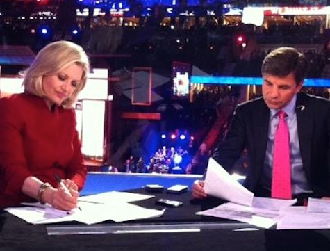 ABC News All But Ignores Condi's Stirring Speech