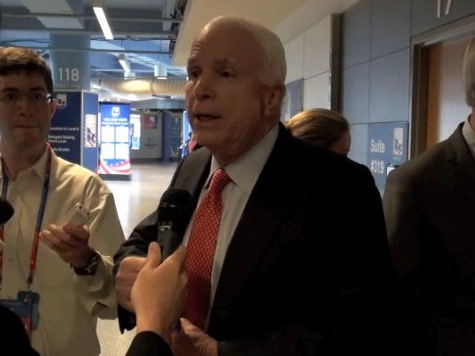 McCain: Ryan 'Best Suited' For Veep