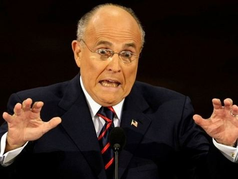 Giuliani on Obama: 'Not a Courageous Leader'