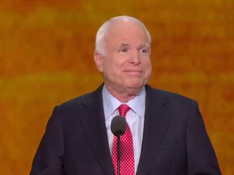 Senator John McCain Full Speech