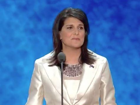 South Carolina Governor Nikki Haley Full Speech