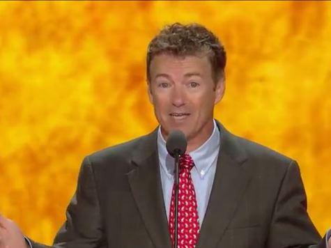 Senator Rand Paul Full Speech