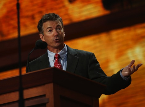 Party Man: Rand All In For Mitt