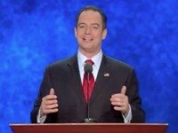 Reince Priebus: They Couldn't Fill Bank of America Stadium, That's Why They Moved Obama Indoors