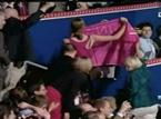 Code Pink Interrupts Ryan's Speech
