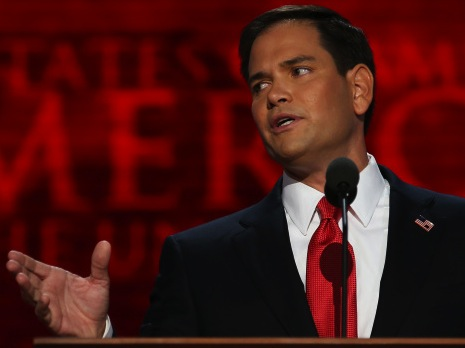 Rubio: Obama's 'Hope And Change' Became 'Divide And Conquer'