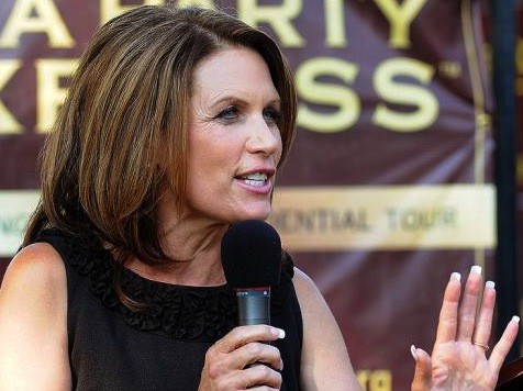 Bachmann: Tea party doing 'victory lap' after GOP convention
