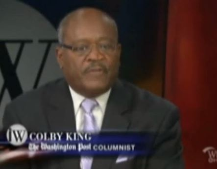WaPo's King: GOP Has African-Americans at Conventions to Sing 'God Bless America' or Lead Prayers