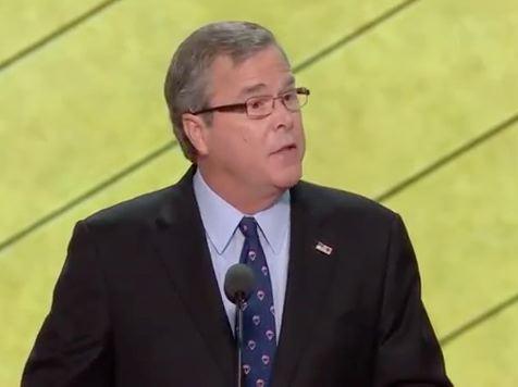 Governor Jeb Bush Full Speech