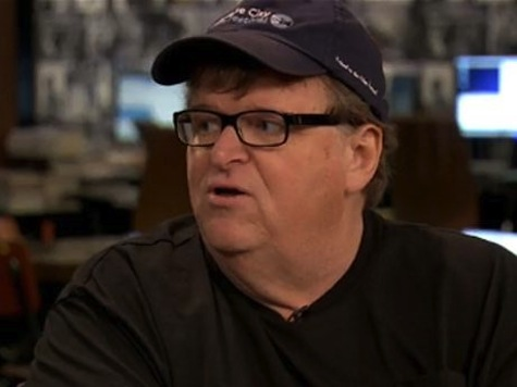 Michael Moore Predicts Romney Will Win in November