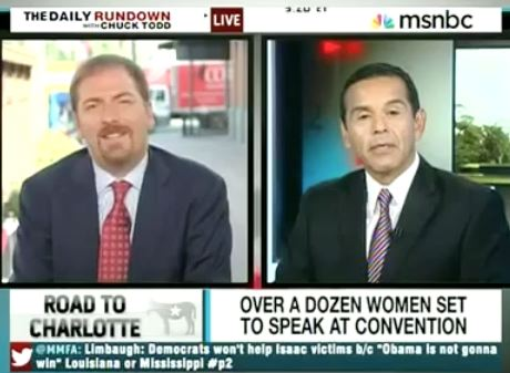 Chuck Todd: Why Do Republicans Have More Women And Hispanic Governors?