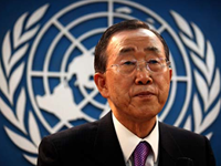 UN Chief Defends Iran Visit