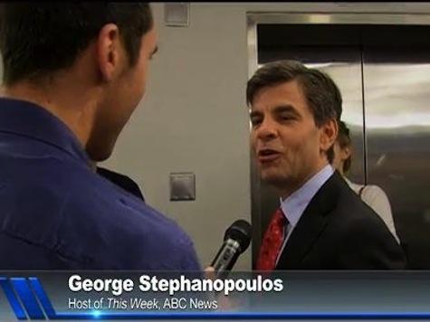 Stephanopoulos: No Bias in Media