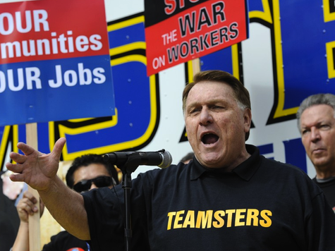 Flashback: Hoffa Declares War on Tea Party 'Sons Of Bitches,' Labor Day 2011