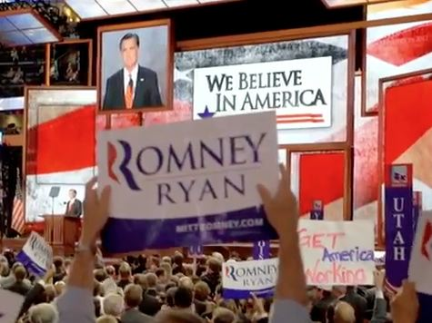 Romney Ad 'A Better Future' Highlights Moments From RNC