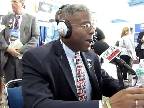 Allen West Slams Hypocrisy from the Party that Gave Us The KKK, Jim Crow Segregation