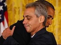 Rahm: President Will Shape Next 40 Years