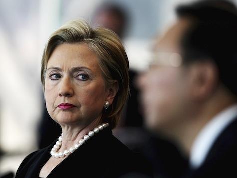 Clinton Visits China