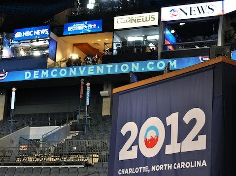 Live Stream: DNC 2012 Charlotte