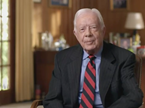 Former President Jimmy Carter Addresses DNC