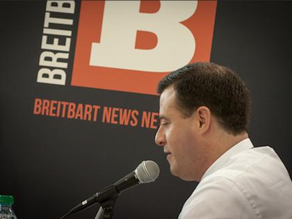 David Shuster Talks Breitbart, Media Bias