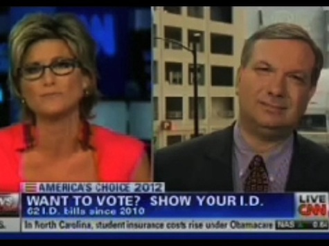 CNN Attacks John Fund Over Voter ID